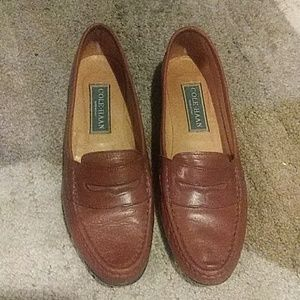 Cole Haan Leather Slip On Loafers 7
